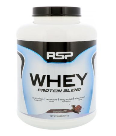 RSP Whey Protein Supplements for kids